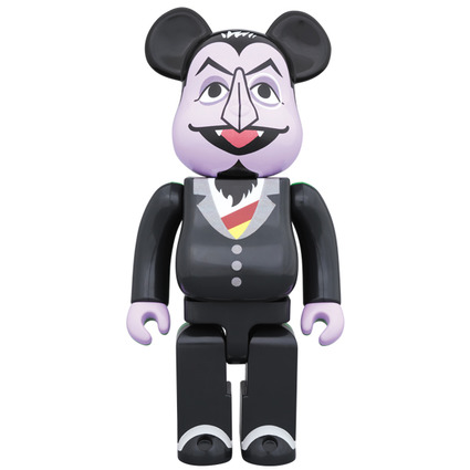 BE@RBRICK COUNT VON COUNT 400%《Planned to be shipped in late August 2019》