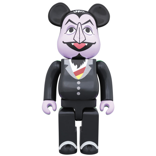 BE@RBRICK COUNT VON COUNT 400%