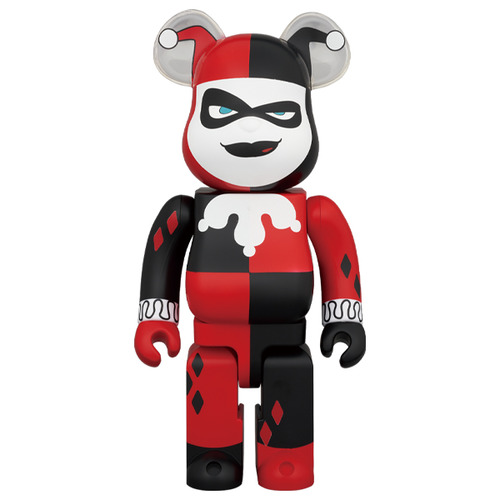 BE@RBRICK HARLEY QUINN (BATMAN The Animated Series Ver.) 1000%《Planned to be shipped in late November 2020》