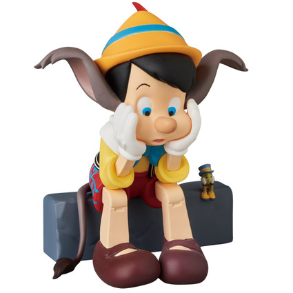 UDF PINOCCHIO Pinocchio (Donkey's ear ver.)《Planned to be shipped in late June 2019》