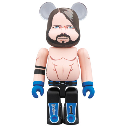BE@RBRICK AJ Styles《Planned to be shipped in late August 2019》