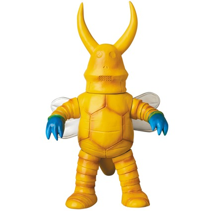 Yellow Antlion 2 (from Android Kikaider)《Planned to be shipped in late Nov. 2018》