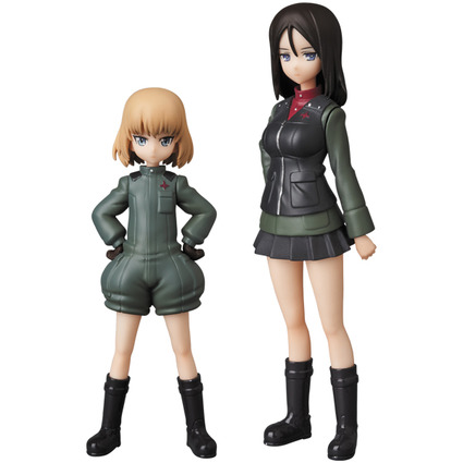 UDF Girls&Panzer Last chapter Katyusha & Nonna Set《Planned to be shipped in late June 2019》