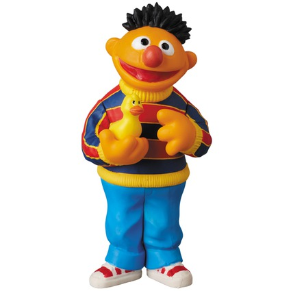 UDF SESAME STREET ERNIE《planned to be shipped in late May 2017》
