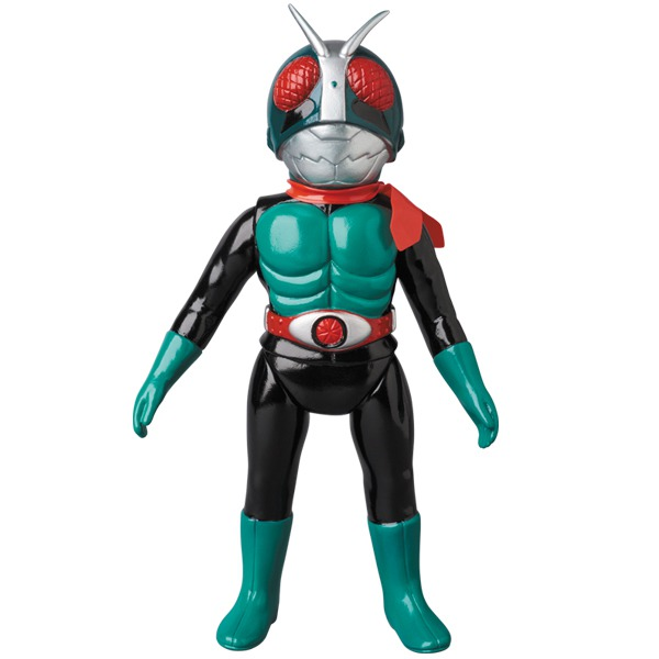 Kamen Rider old 2go (New color) Middle size 《Planned to be shipped in late  September 2017》