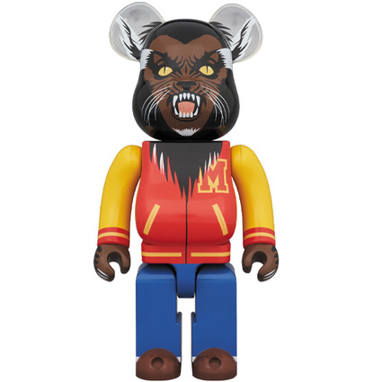 BE@RBRICK Michael Jackson WEREWOLF 1000%《Planned to be shipped in late May 2020》