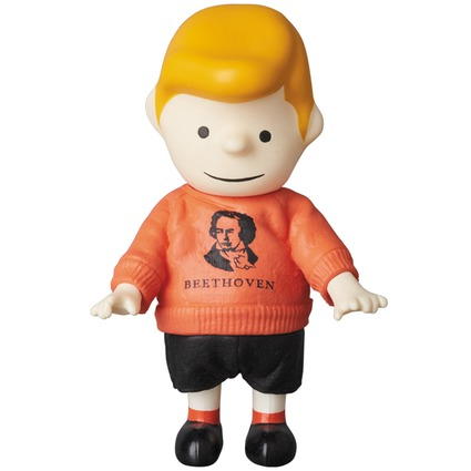 UDF PEANUTS VINTAGE Ver. Schroeder《Planned to be shipped in late March 2018》