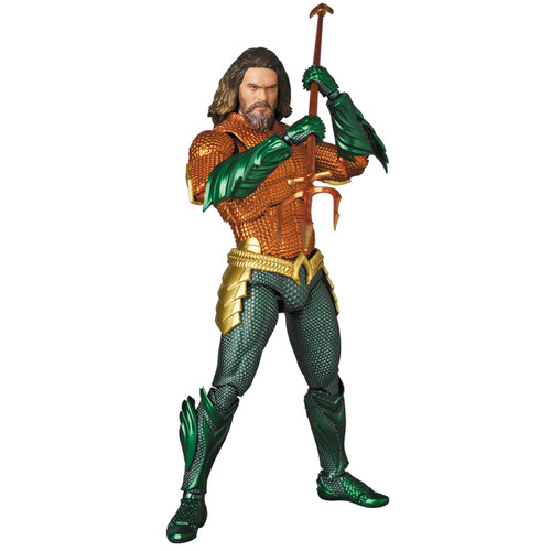 MAFEX AQUAMAN(AQUAMAN Ver.)《Planned to be shipped in late July 2019》