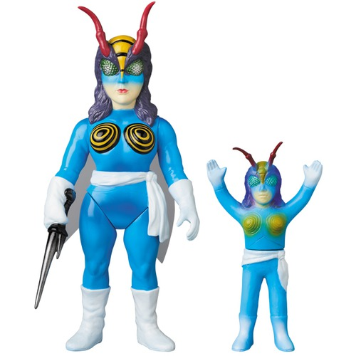 Bee Woman(New Color)&Bee Woman(Mini Sofubi)(WF memorial model)《Planned to be shipped in late Nov. 2018》