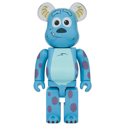 BE@RBRICK SULLEY 1000%《Planned to be shipped in late March 2021》