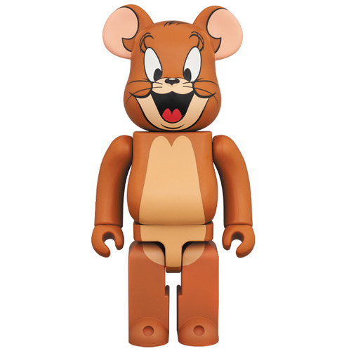 BE@RBRICK JERRY 1000%《Planned to be shipped in late August 2020》