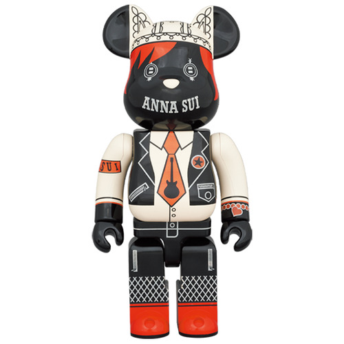 BE@RBRICK ANNA SUI RED & BEIGE 1000%《Planned to be shipped in late December 2020》