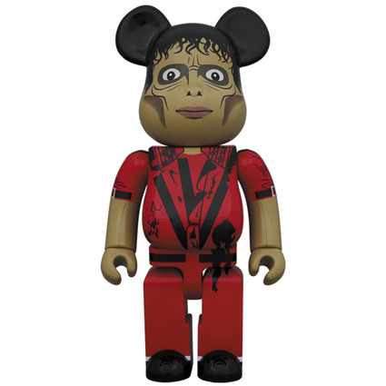 BE@RBRICK Michael Jackson Zombie 1000%《Planned to be shipped in late July 2019》