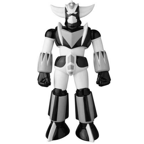 UFO ROBOT GRENDIZER (Monochrome Color Ver.)《Planned to be shipped in late Apr. 2019》