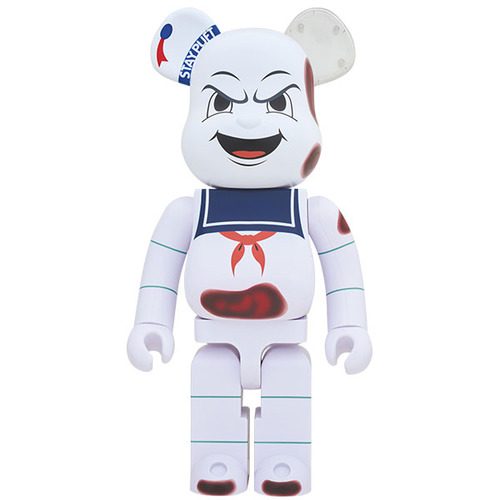 "BE@RBRICK STAY PUFT MARSHMALLOW MAN ""ANGER FACE"" 1000%《Planned to be shipped in late December 2019》"