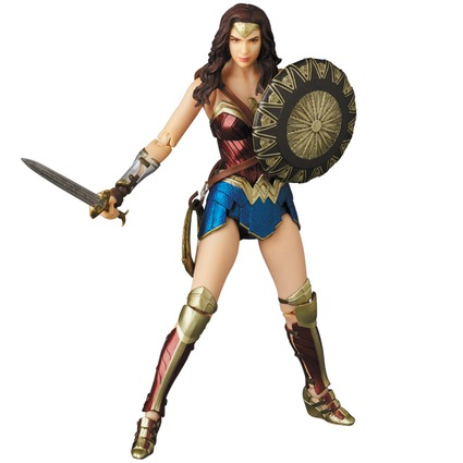 MAFEX WONDER WOMAN(TM) (『Wonder Woman』Ver.)《Planned to be shipped in late November 2017》