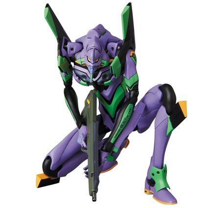 MAFEX Evangelion Unit 01《Planned to be shipped in late April 2019》