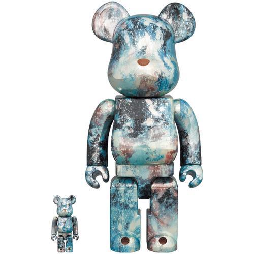 BE@RBRICK PUSHEAD #5 100% & 400%《Planned to be shipped in late October 2020》