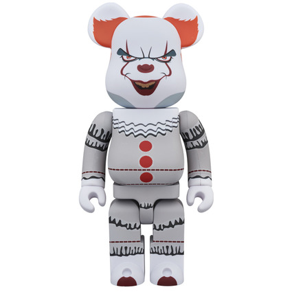 BE@RBRICK PENNYWISE 400%《Planned to be shipped in late May 2019》