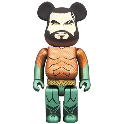 BE@RBRICK AQUAMAN 400%《Planned to be shipped in late December 2019》