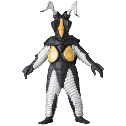 Megaton Sofubi Space Dinosaur Zetton(From Ultraman)《Planned to be shipped in late Jan. 2019》