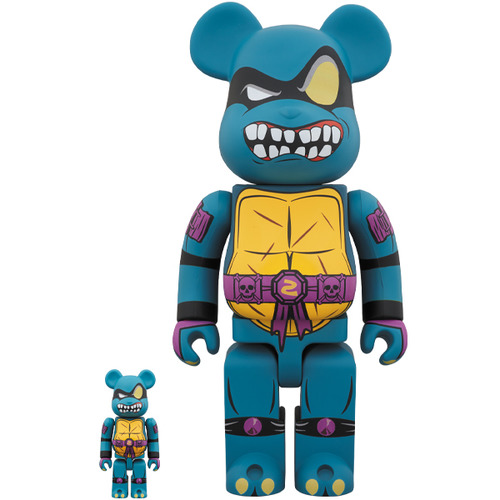 SLASH 100% & 400% BE@RBRICK《Planned to be shipped in late May 2020》
