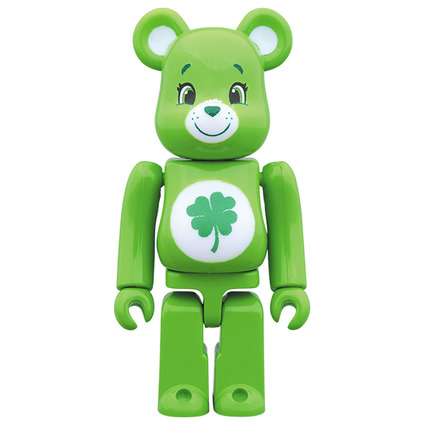 BE@RBRICK Good Luck Bear(TM) 100%《Planned to be shipped in late November 2019》