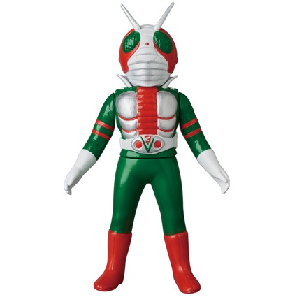 Kamen Rider V3 Middle size(WONDER FESTIVAL Memorial item)《Planned to be shipped in late June 2018》