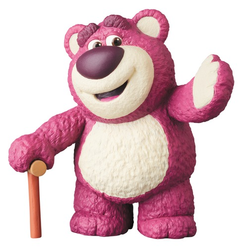 UDF Pixar Series2  Lotso Hugbear《Planned to be shipped in late April 2018》