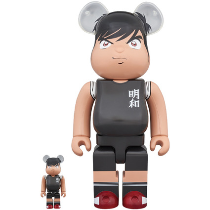 BE@RBRICK HYUUGA Kojiro 100% & 400%《Planned to be shipped in late April 2019》
