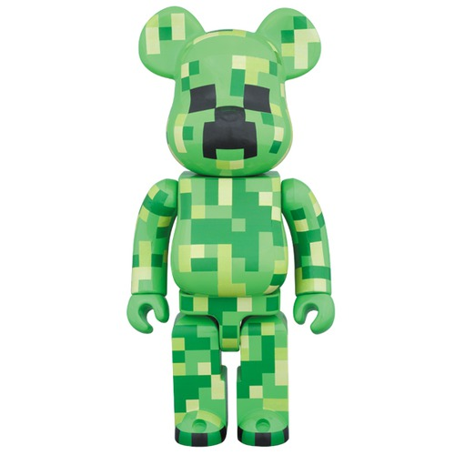 BE@RBRICK CREEPER 400%《planned to be shipped in late January 2017》