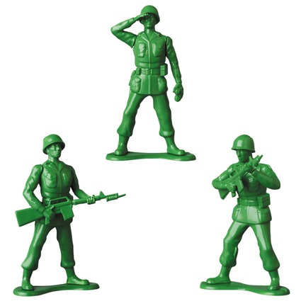 UDF Pixar Series2 Green・Armymen《Planned to be shipped in late December 2017》