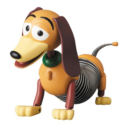 UDF Pixar Series2 Slinky・Dog《Planned to be shipped in late December 2017》