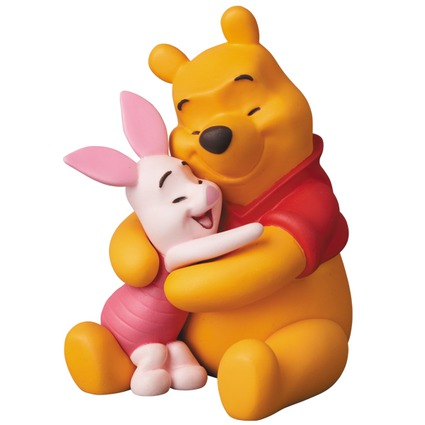 UDF Disney series 7 Winnie-the-Pooh & Piglet《Planned to be shipped in late November 2018》