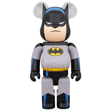 BE@RBRICK BATMAN ANIMATED 1000%《Planned to be shipped in late November 2019》