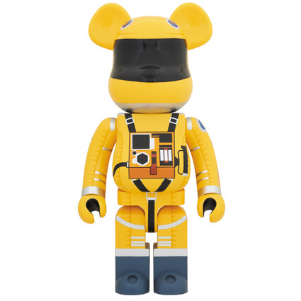 BE@RBRICK SPACE SUIT YELLOW Ver.1000%《Planned to be shipped in late May 2019》