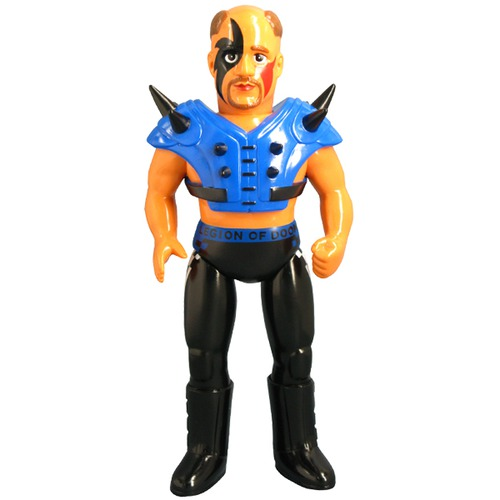 Sofubi LEGION OF DOOM Blue Shoulder armor ver. HAWK