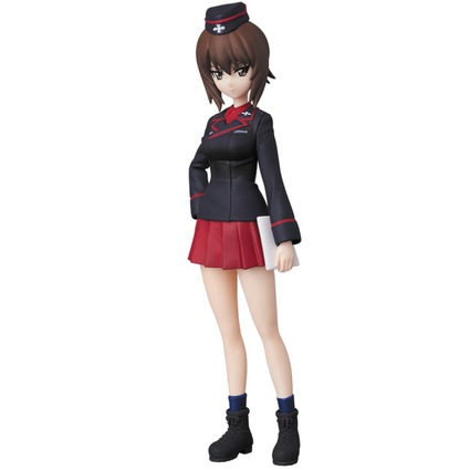 UDF GIRLS und PANZER des FINALE Maho Nishizumi(1/16 Scale Figure)《Planned to be shipped in late December 2017》