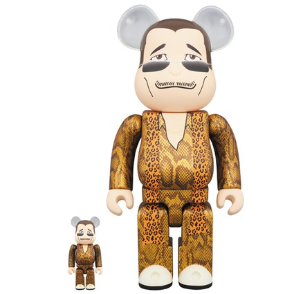 BE@RBRICK PIKOTARO 100% & 400%《Planned to be shipped in late February 2018》