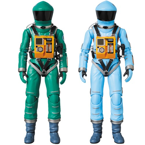 MAFEX SPACE SUIT GREEN Ver./LIGHT BLUE Ver.《Planned to be shipped in late November 2018》