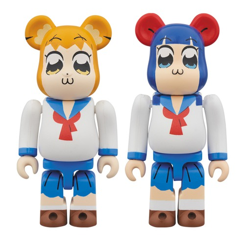 BE@RBRICK POP TEAM EPIC 2PACK