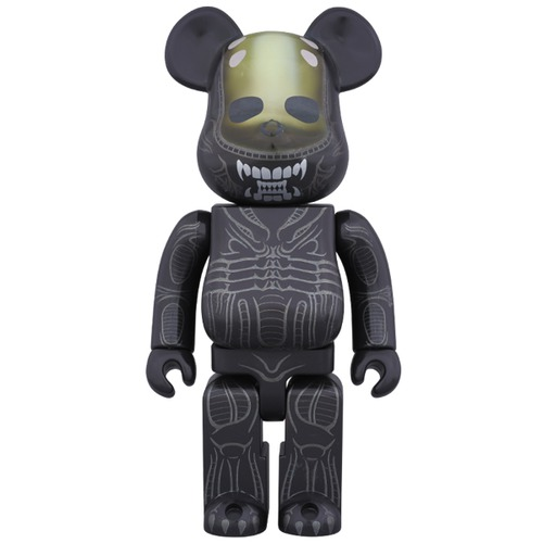 BE@RBRICK 400% ALIEN