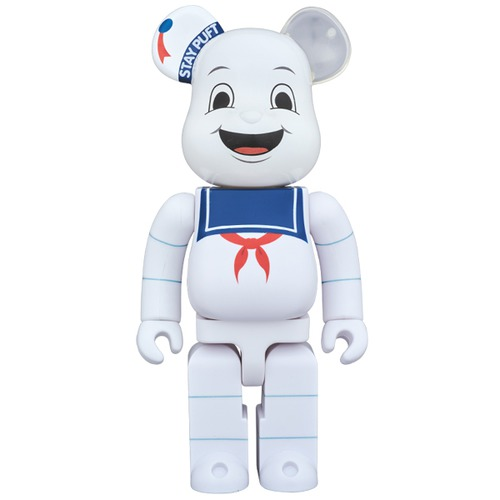 BE@RBRICK STAY PUFT MARSHMALLOW MAN 400%