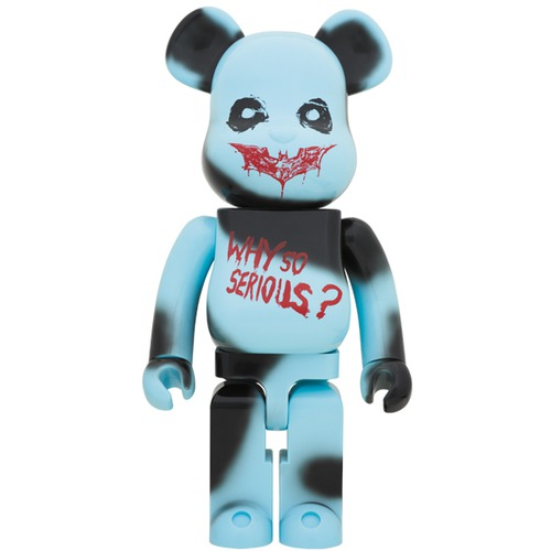 BE@RBRICK THE JOKER 1000%(WHY SO SERIOUS? Ver.)《Planned to be shipped in late November 2018》