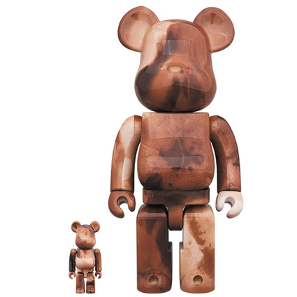 BE@RBRICK PUSHEAD #4 100% & 400%《Planned to be shipped in late October 2019》