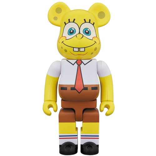 BE@RBRICK SpongeBob 1000%《Planned to be shipped in late October 2018》