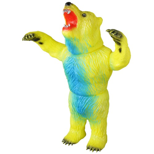 Rampaging Bear(yellow)《Planned to be shipped in late August 2016》