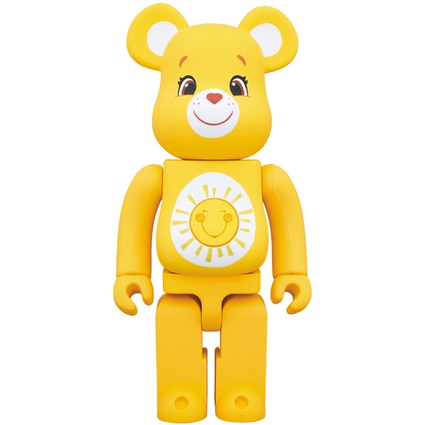BE@RBRICK Funshine Bear(TM)400%《Planned to be shipped in late August 2018》