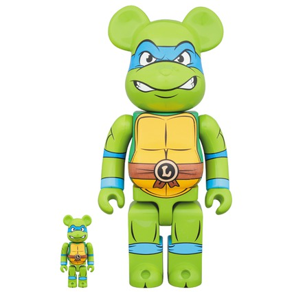 BE@RBRICK Leonardo 100% & 400%《Planned to be shipped in late October 2017》