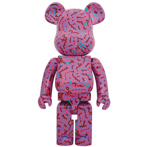 BE@RBRICK KEITH HARING #2 1000%《Planned to be shipped in late September 2018》